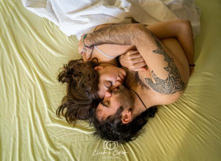 Intimate Couple Session: Carlo e Bianca