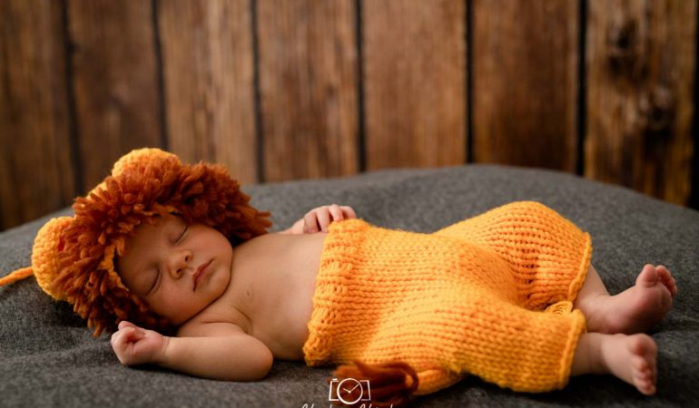 Newborn Session: Leonardo