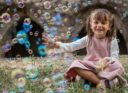 Children Photo Session: Dalia e Febe